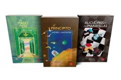 Diseño de colección de libros
