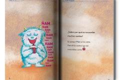 Diseño editorial de libro infantil